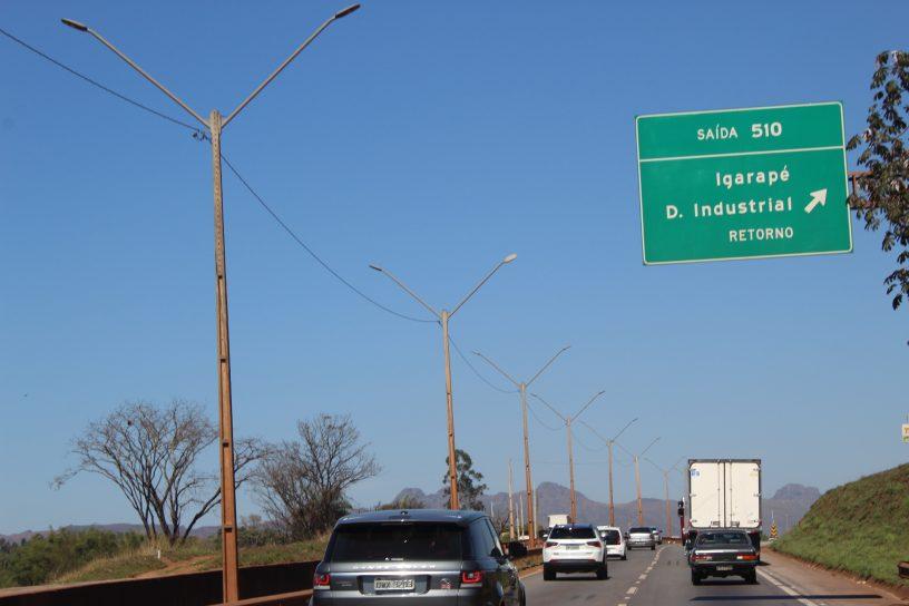 Os condutores devem ficar atentos à sinalização no local. Foto: RP